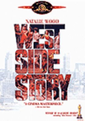 West Side Story (Full Screen Edition) System.Collections.Generic.List`1[System.String] artwork