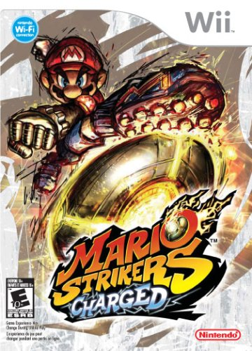 Mario Strikers Charged Nintendo Wii artwork