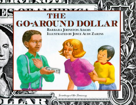 Go-Around Dollar   1992 9780027000313 Front Cover