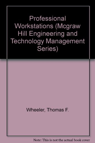 Professional Workstations   1991 9780070695313 Front Cover