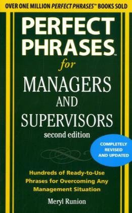 Managers and Supervisors  2nd 2010 edition cover
