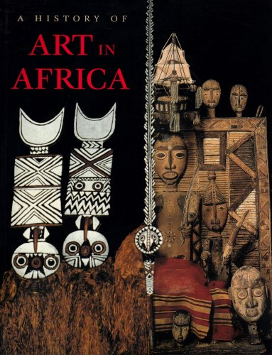 Hist of Art in Africa   2001 (Reprint) edition cover