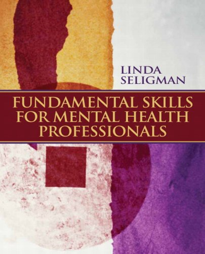 Fundamental Skills for Mental Health Professionals   2009 edition cover