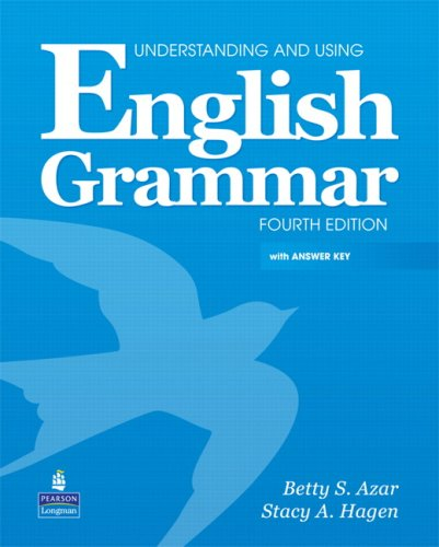 Understanding and Using English Grammar  4th 2009 9780132333313 Front Cover