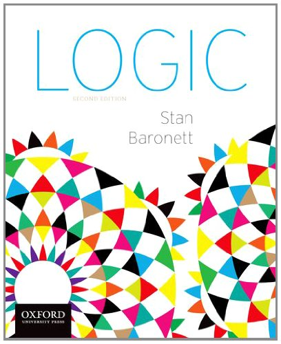Logic  2nd 2012 edition cover