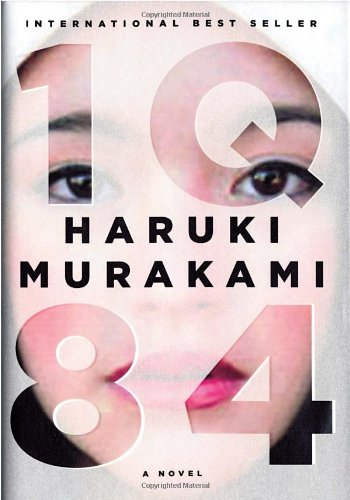 1Q84   2011 edition cover