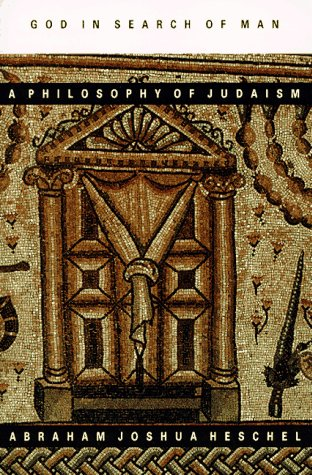 God in Search of Man A Philosophy of Judaism  1955 edition cover