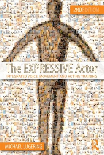 Expressive Actor  2nd 2013 edition cover