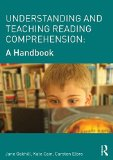Understanding and Teaching Reading Comprehension A Handbook  2015 9780415698313 Front Cover