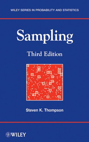 Sampling  3rd 2012 edition cover