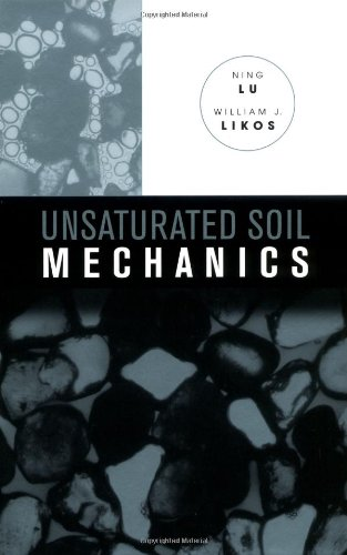 Unsaturated Soil Mechanics   2004 edition cover