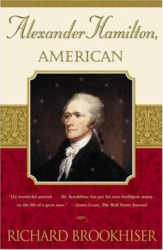 Alexander Hamilton, American   1999 edition cover
