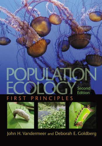 Population Ecology First Principles 2nd 2013 (Revised) edition cover