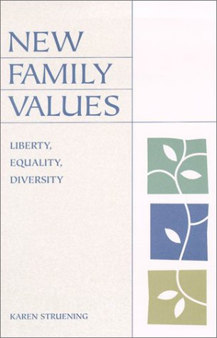 New Family Values Liberty, Equality, Diversity  2002 edition cover