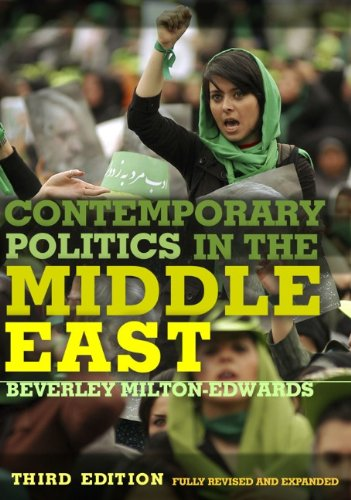 Contemporary Politics in the Middle East  3rd 2011 edition cover