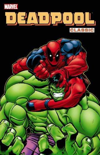 Deadpool Classic   2009 edition cover