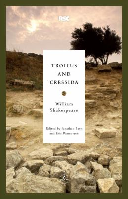 Troilus and Cressida  N/A 9780812969313 Front Cover