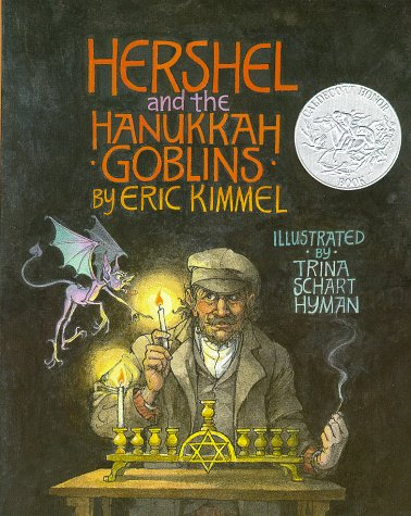 Hershel and the Hanukkah Goblins  N/A edition cover