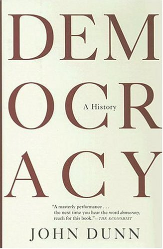 Democracy A History  2005 edition cover