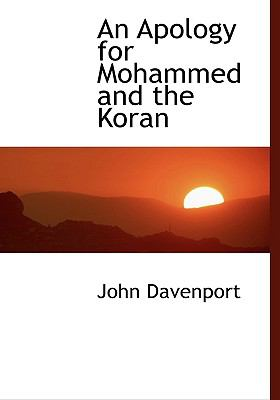 Apology for Mohammed and the Koran N/A 9781115193313 Front Cover