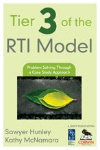 Tier 3 of the RTI Model Problem Solving Through a Case Study Approach  2010 edition cover