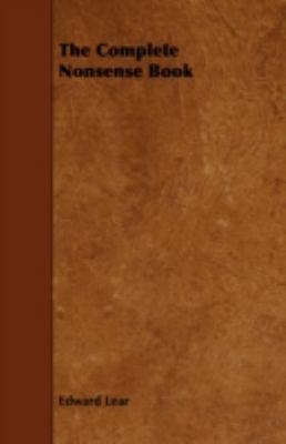 The Complete Nonsense Book:   2008 edition cover