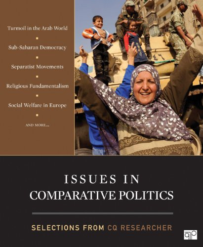 Issues in Comparative Politics   2012 (Revised) 9781608718313 Front Cover