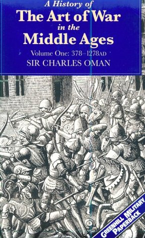 History of the Art of War in the Middle Ages  1998 edition cover