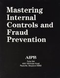 Mastering Internal Controls and Fraud Prevention   1999 edition cover