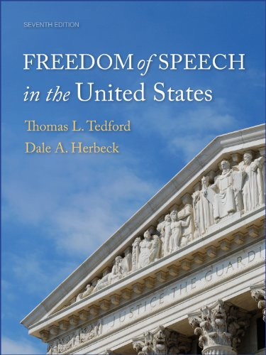 Freedom of Speech in the United States  7th edition cover