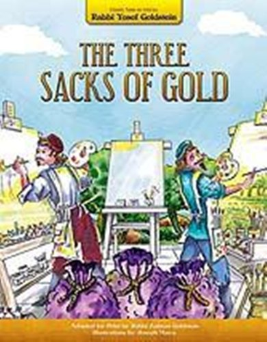 Three Sacks of Gold:  2010 edition cover