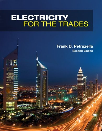Electricity for the Trades  2nd 2014 edition cover
