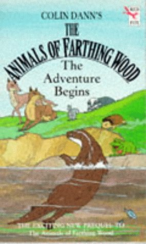 Farthing Wood: The Adventure Begins (Red Fox Middle Fiction) N/A edition cover