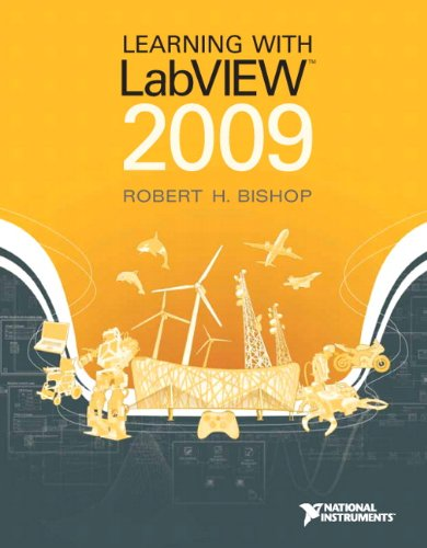 Learning with LabVIEW 2009   2010 edition cover