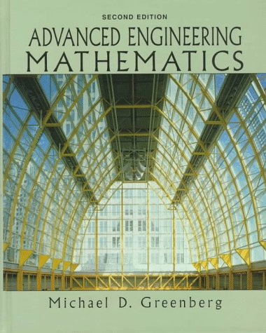 Advanced Engineering Mathematics  2nd 1998 (Revised) edition cover