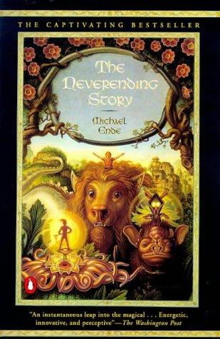 Neverending Story   1984 (Movie Tie-In) edition cover