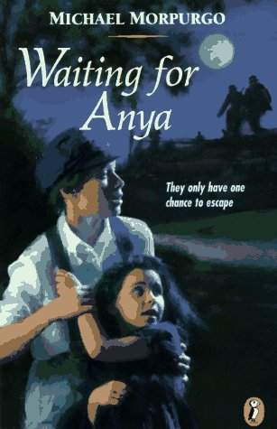 Waiting for Anya   1997 9780140384314 Front Cover
