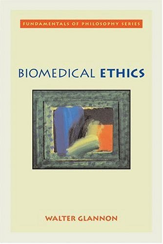 Biomedical Ethics   2004 edition cover