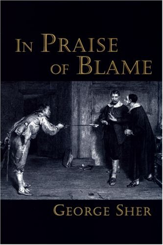 In Praise of Blame  N/A edition cover