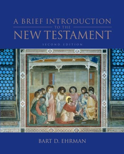 Brief Introduction to the New Testament  2nd 2009 edition cover
