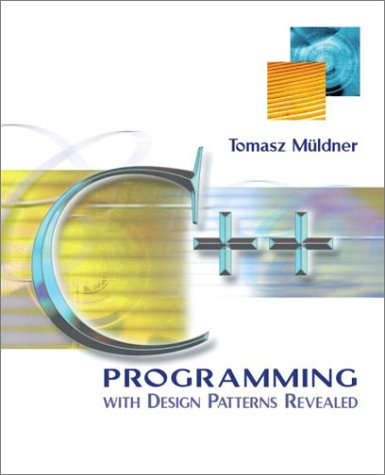 C++ Programming with Design Patterns Revealed   2002 edition cover