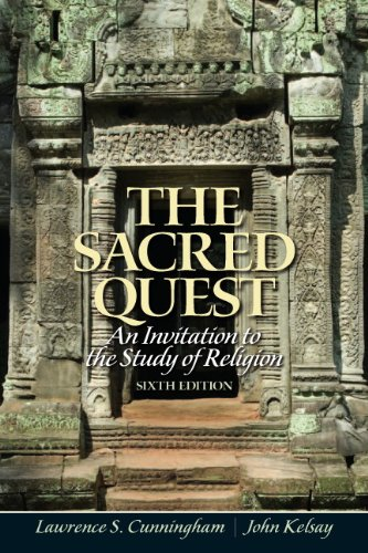 Sacred Quest An Invitation to the Study of Religion 6th 2013 (Revised) 9780205191314 Front Cover
