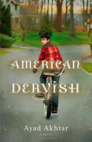 American Dervish   2012 edition cover