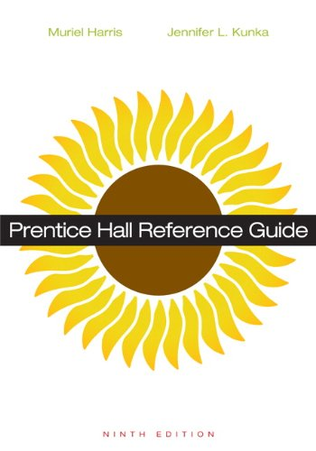 Prentice Hall Reference Guide:   2013 edition cover