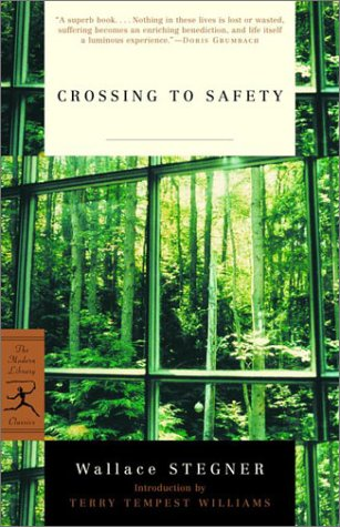 Crossing to Safety   2002 edition cover