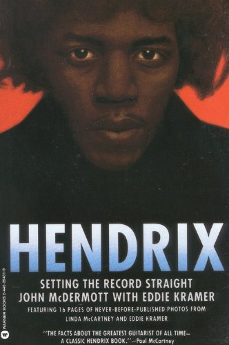 Hendrix Setting the Record Straight  1992 edition cover