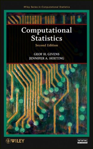 Computational Statistics  2nd 2013 edition cover