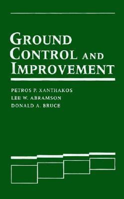 Ground Control and Improvement  1st 1994 9780471552314 Front Cover