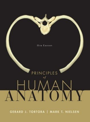 Principles of Human Anatomy  11th 2009 edition cover