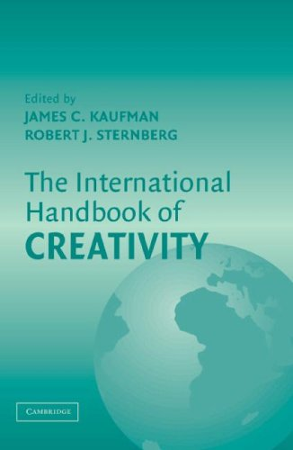 International Handbook of Creativity   2005 9780521547314 Front Cover